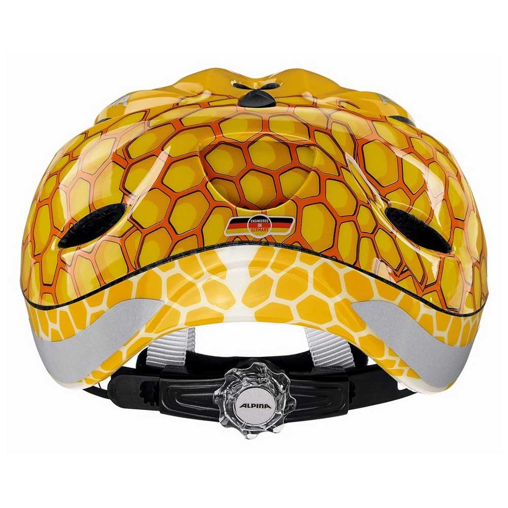 Alpina Gamma 2.0 Flash Orange buy and offers on Bikeinn