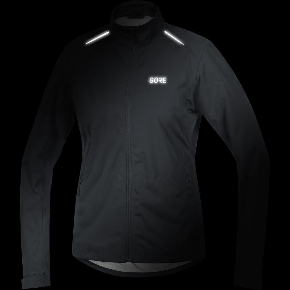 Gore 174 Wear C3 Goretex Active Jacket Black Bikeinn