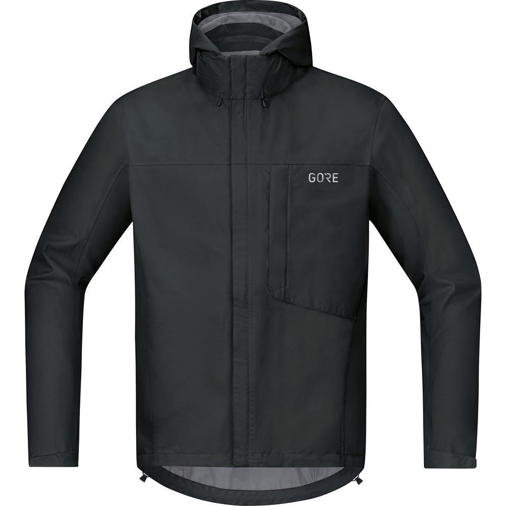 gore wear c3 gore-tex paclite kapuzenjacke