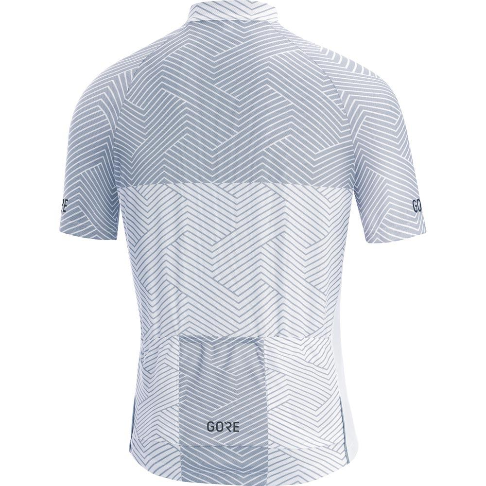 9387f2f00 GORE® Wear C3 Optiline Jersey White buy and offers on Bikeinn