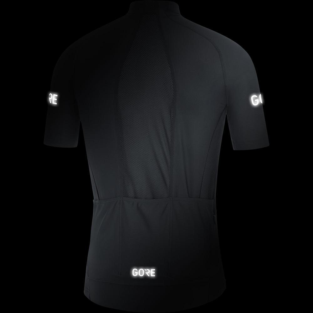 84c63c4d5 GORE® Wear C7 Pro Jersey Black buy and offers on Bikeinn