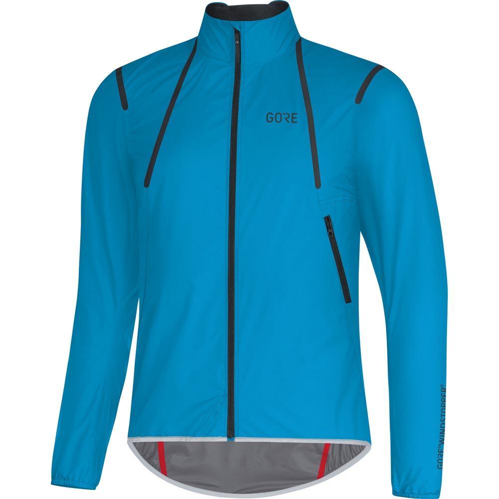 big sale new release discount GORE® Wear C7 Windstopper Light Jacket Blue, Bikeinn