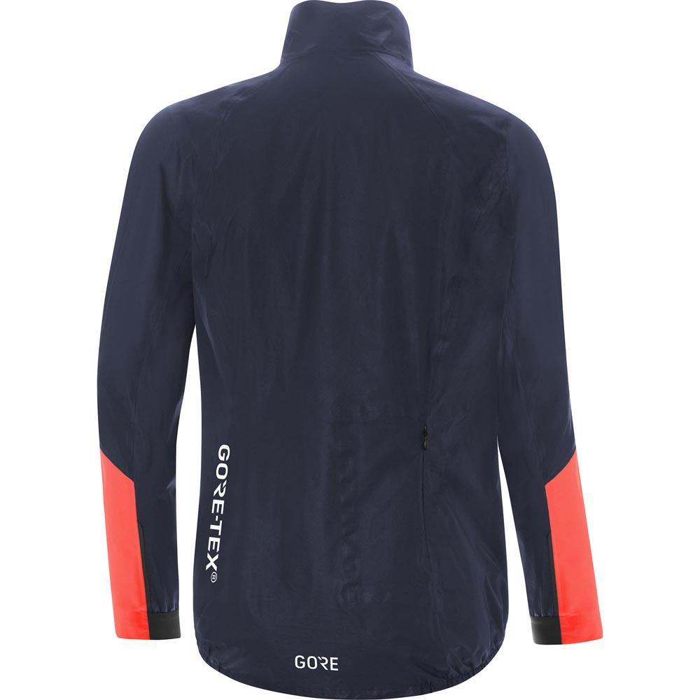 Gore 174 Wear C7 Goretex Shakedry Vis Jacket Blue Bikeinn