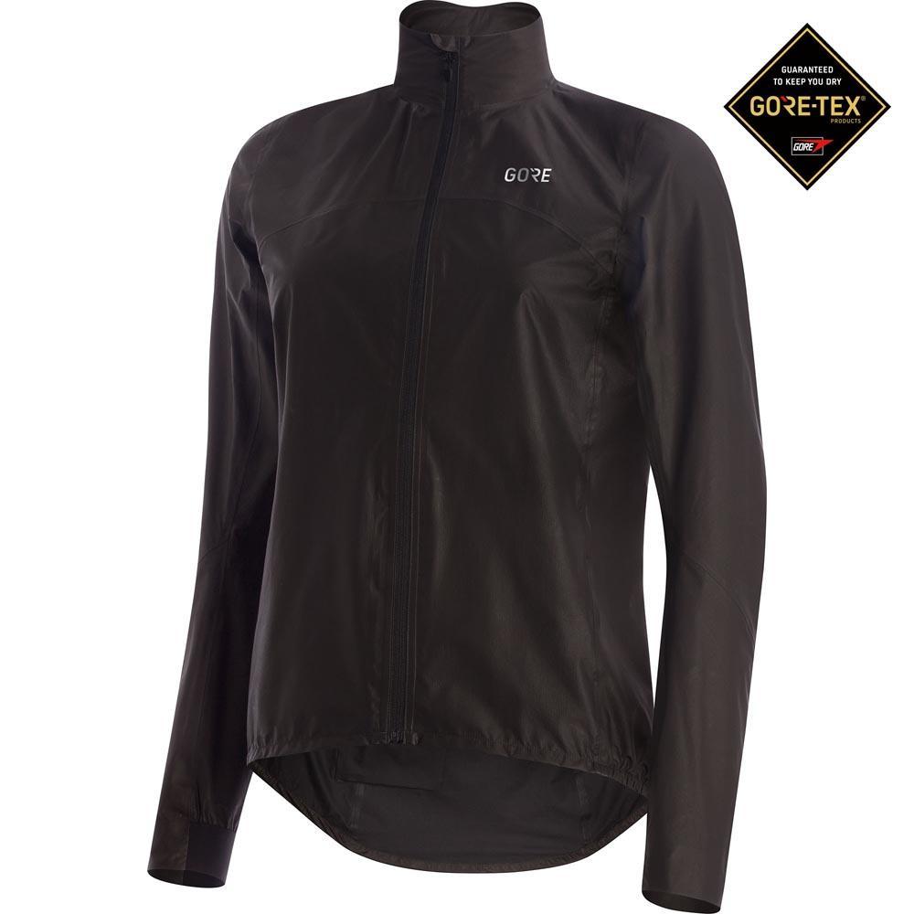 Gore 174 Wear C7 Goretex Shakedry Jacket Black Bikeinn