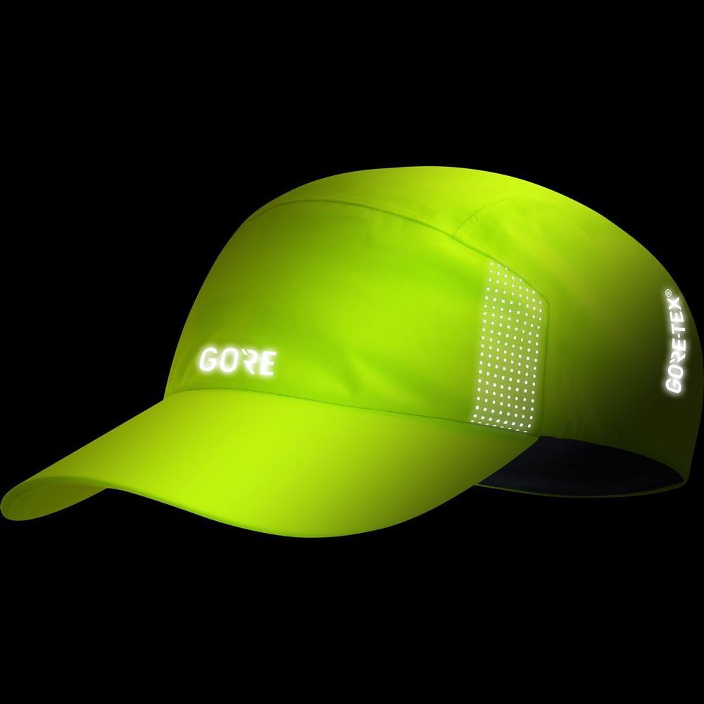 93117903c80f GORE® Wear M Goretex Gorra, Verde ➞ Bikeinn