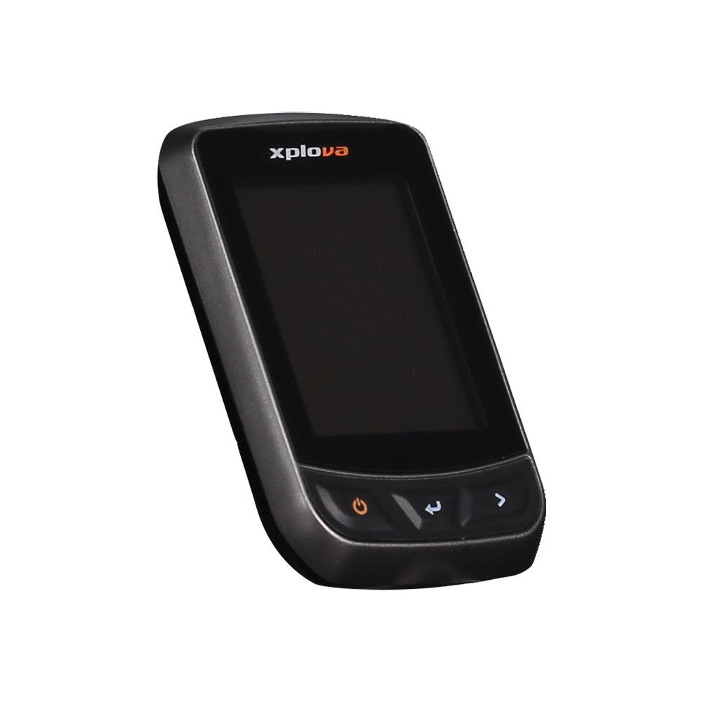 2d3cde2e772 Xplova X3 Cycle Computer Black buy and offers on Bikeinn