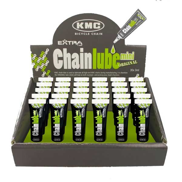 Lubricantes y limpiadores Kmc Chain Lube 30 Units