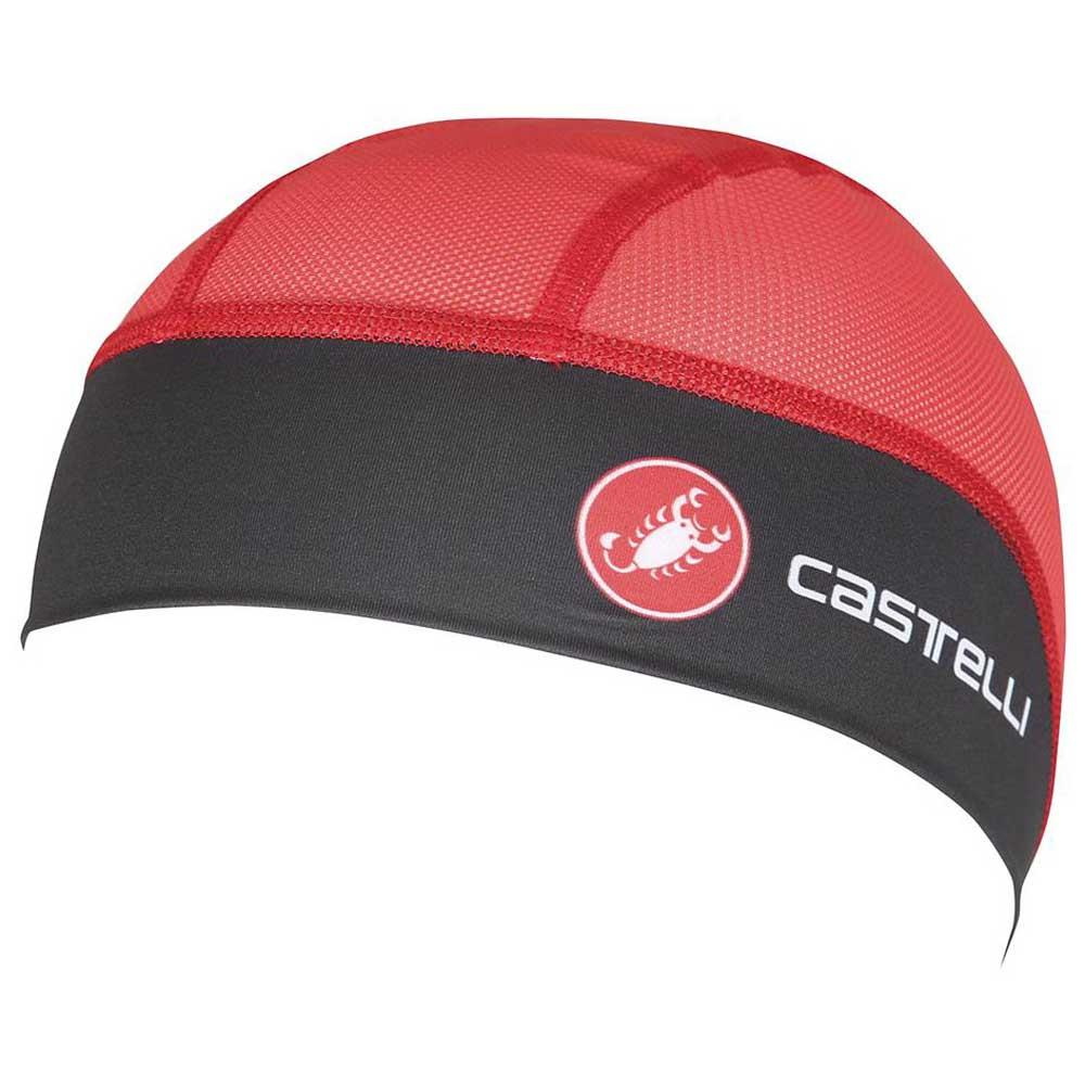 Castelli Summer Skullcap Nero comprare e offerta su Bikeinn 4f877ed79236