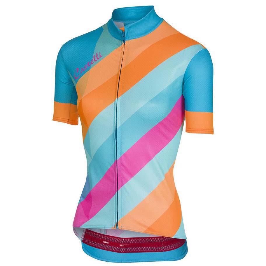 581b2731d Castelli Prisma Full Zip Multicolor buy and offers on Bikeinn