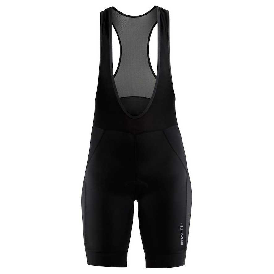 29c5c9199 Craft Rise Bib Shorts Black buy and offers on Bikeinn