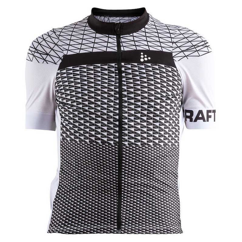 Craft Route Jersey White buy and offers on Bikeinn e3969d442