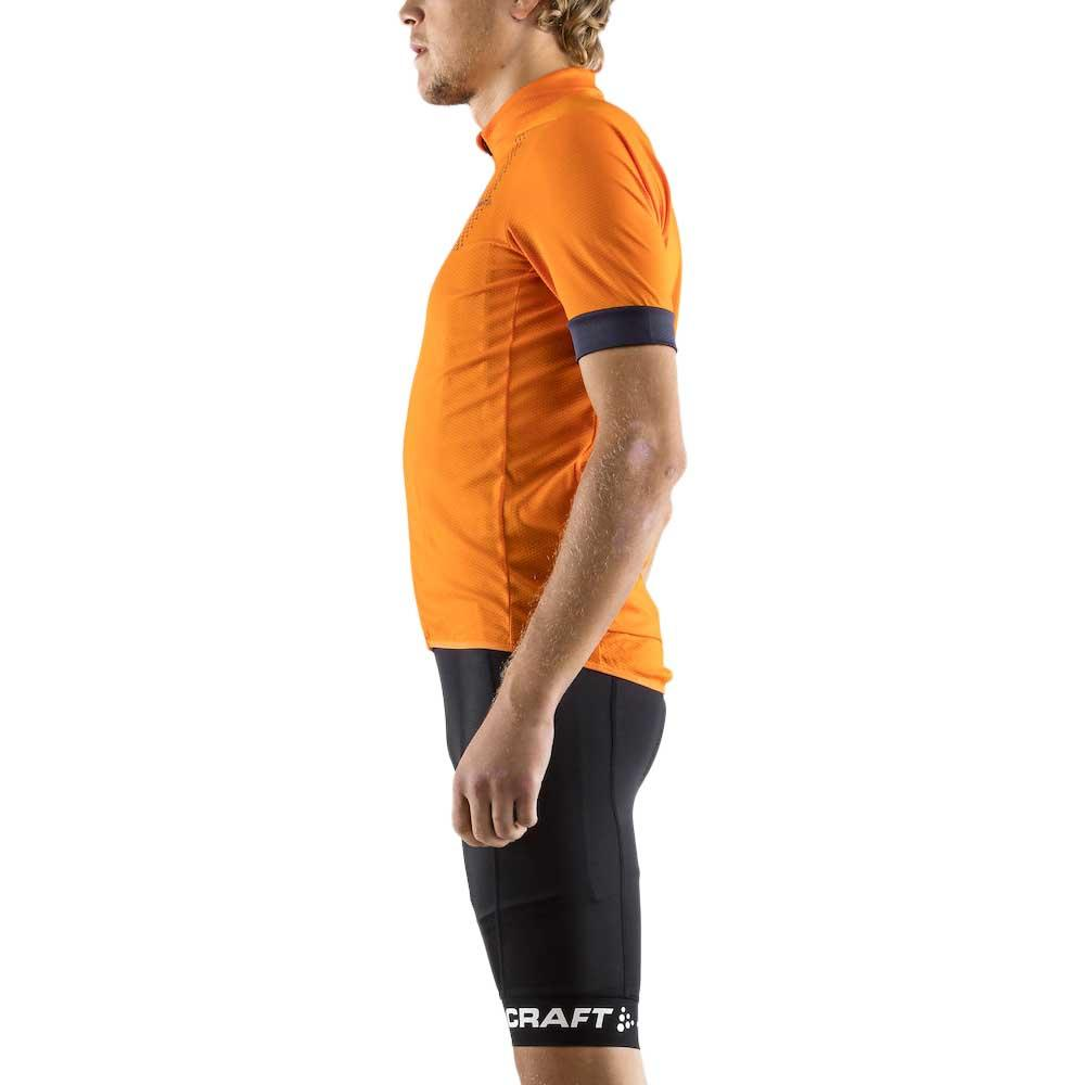 Craft Rise Jersey Purple buy and offers on Bikeinn 698074284