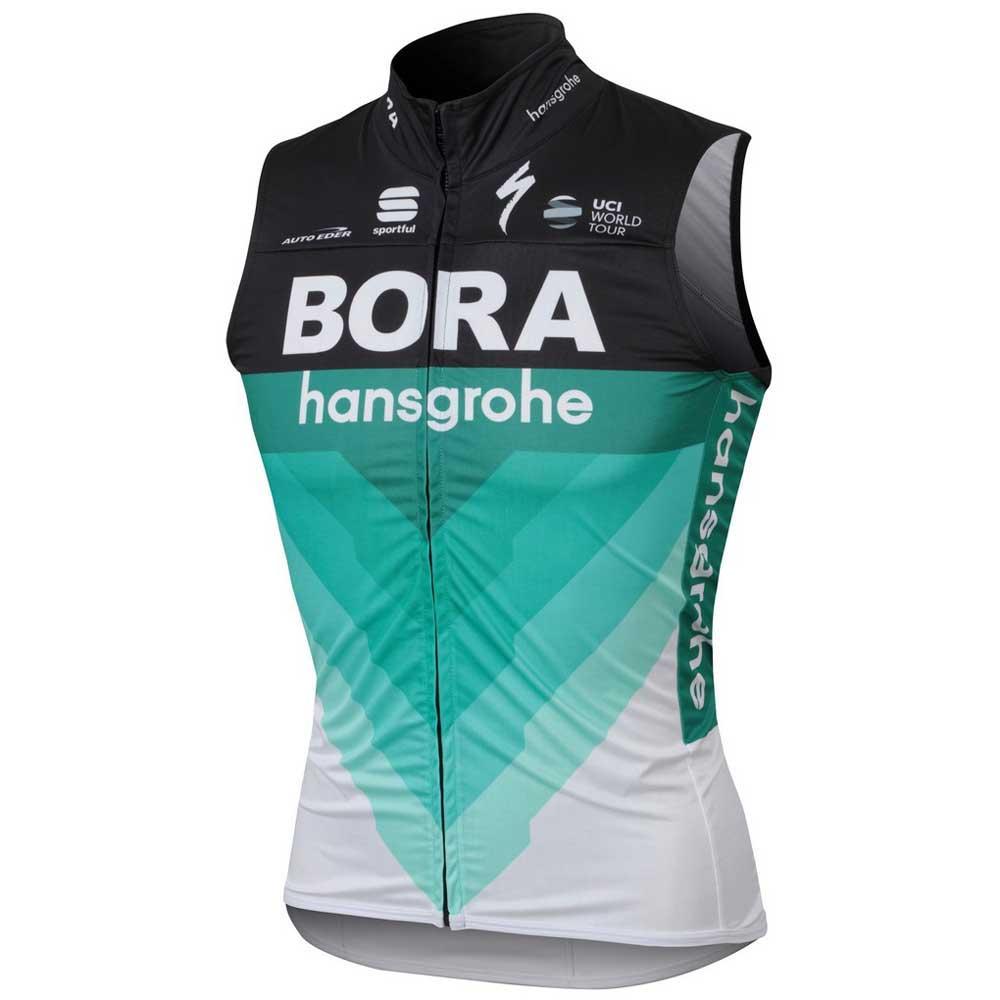 Sportful Bora Hansgrohe Bodyfit Pro Wind Vest buy and offers on Bikeinn