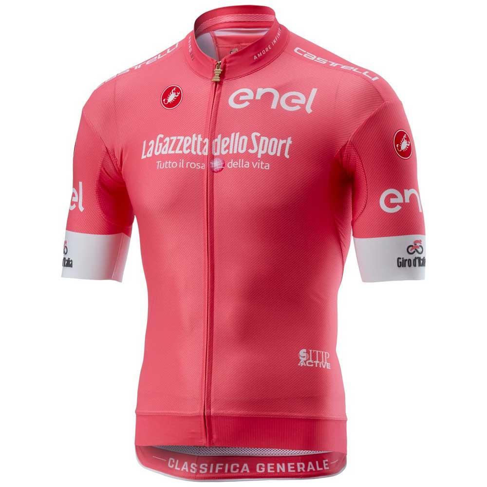 Roze Trui Kopen: Giro d'Italia Kleding 2020 Castelli