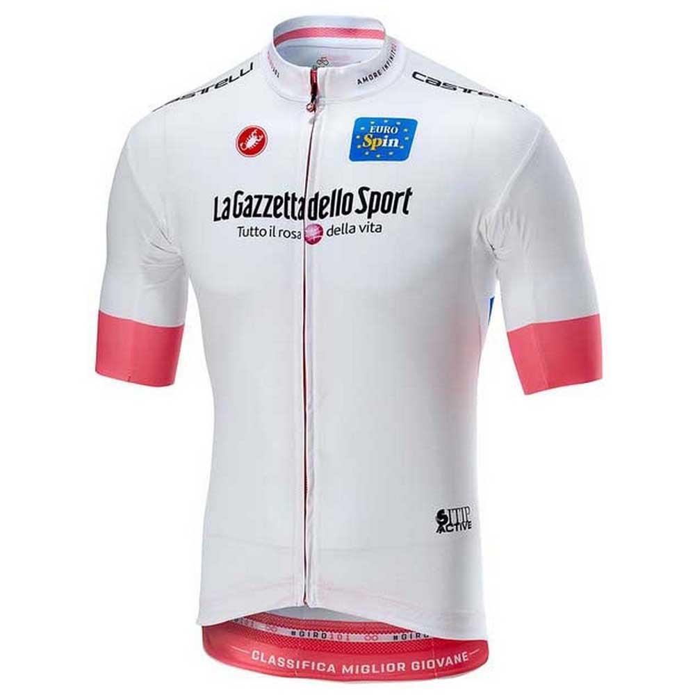 Castelli Squadra Giro de Italia White buy and offers on Bikeinn 771c6db32