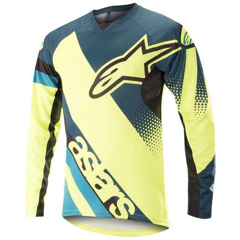 t-shirts-alpinestars-racer-l-a, 46.95 EUR @ bikeinn-deutschland