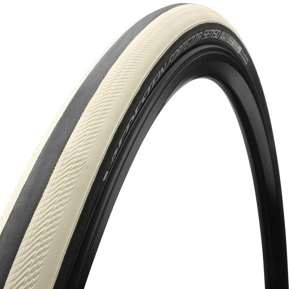 Vredestein Fortezza Senso all weather clincher 700 x 23 all black 2 tires
