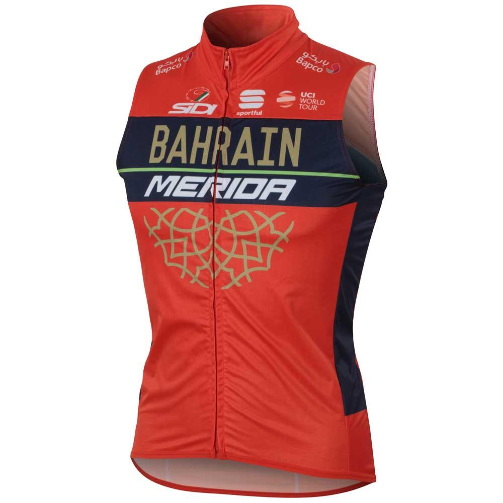 Sportful Bahrain Merida Bodyfit Pro Wind Vest b2a5cfdab4307