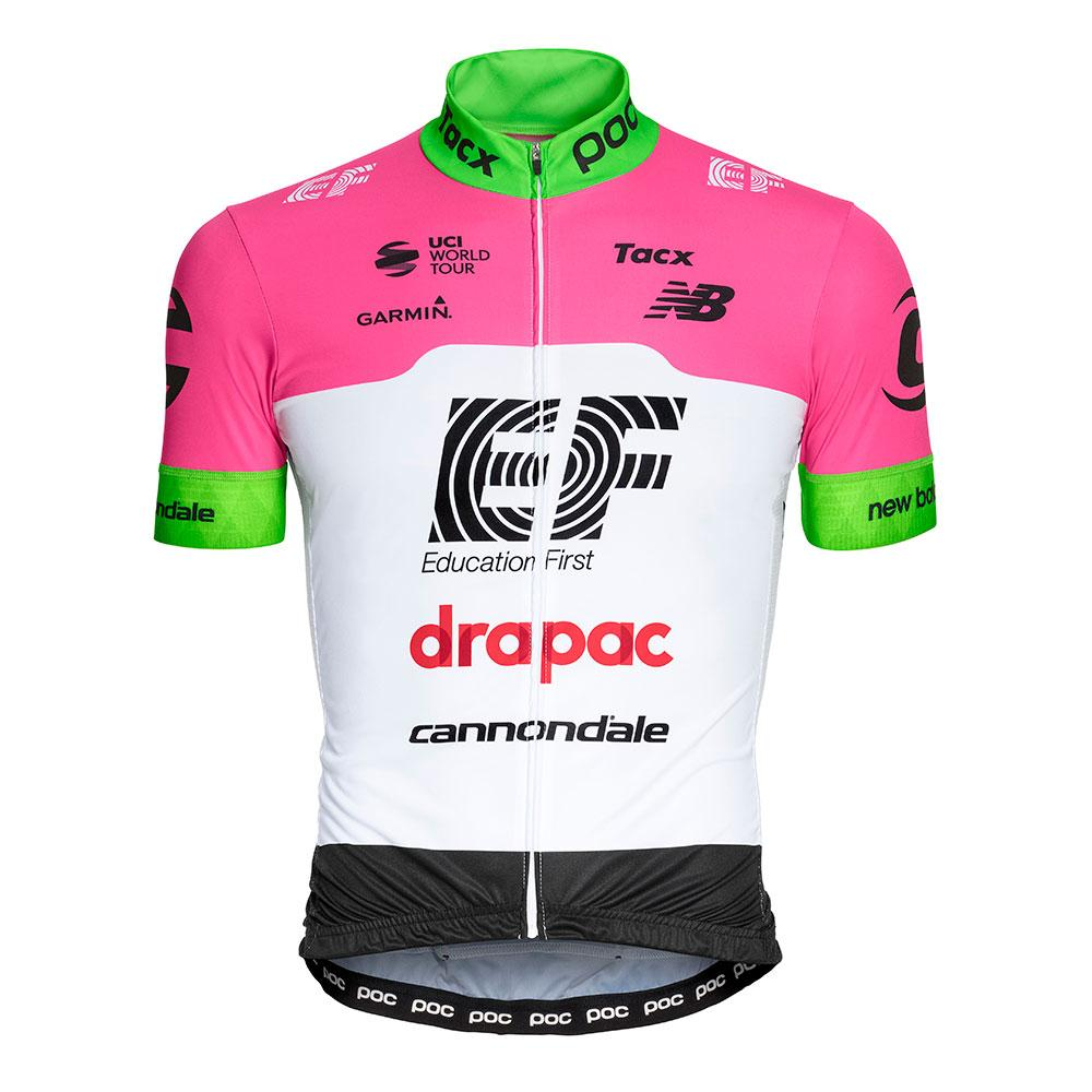 4c83e64b519 Poc EF Jersey Multicolor buy and offers on Bikeinn