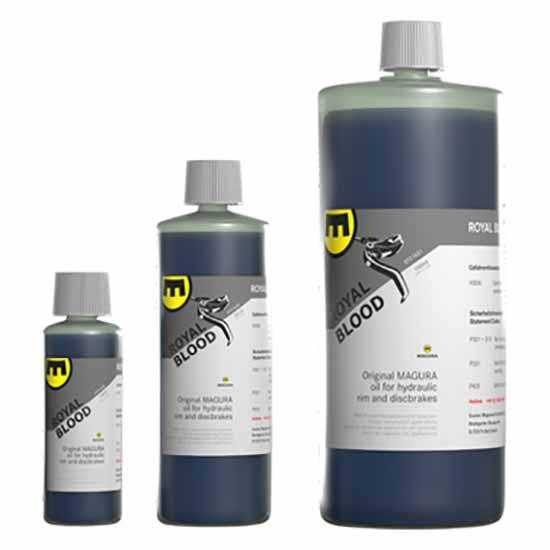 Schmiermittel und reiniger Magura Mineral Oil Royal Blood