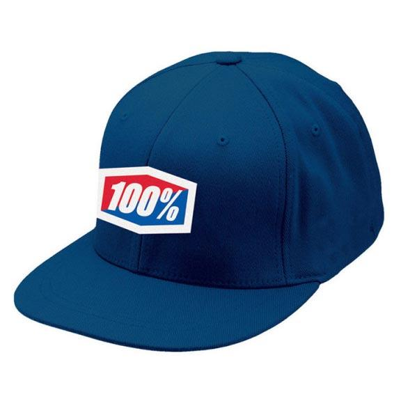 100percent Essential J Fit Flexfit Cap