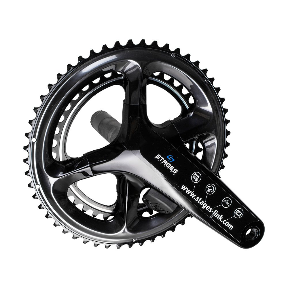 9480f07a774 Stages cycling Shimano Dura Ace R9100 Right Black, Bikeinn
