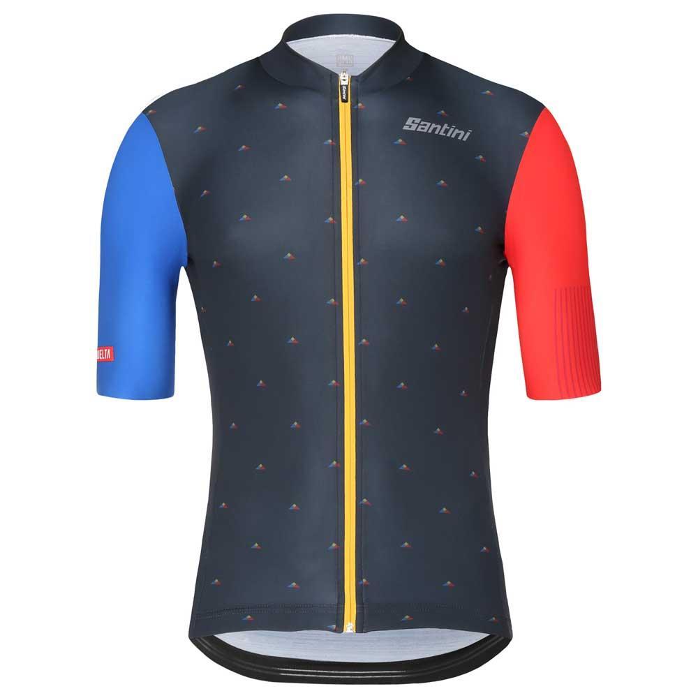 Equipaciones oficiales Santini La Vuelta 2018 Andorra