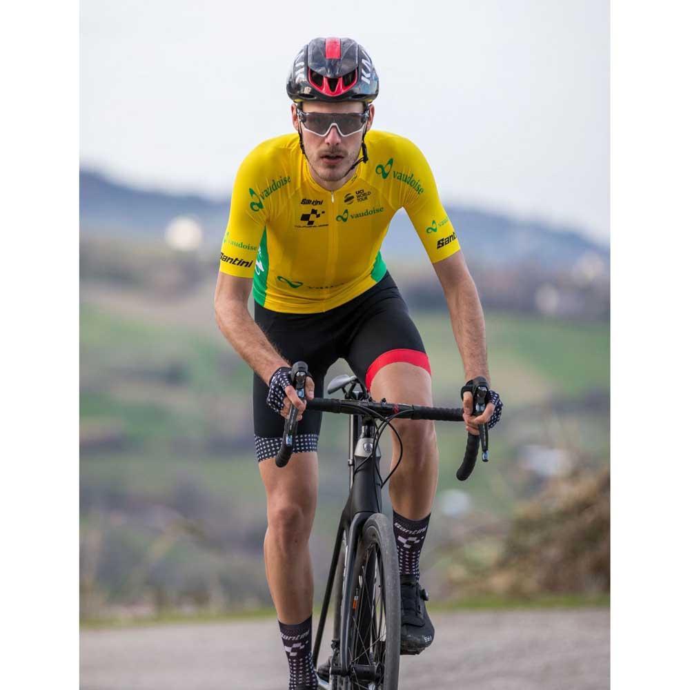 2018 Tour de Suisse HELVETIA Cuissard Cyclisme-par Santini