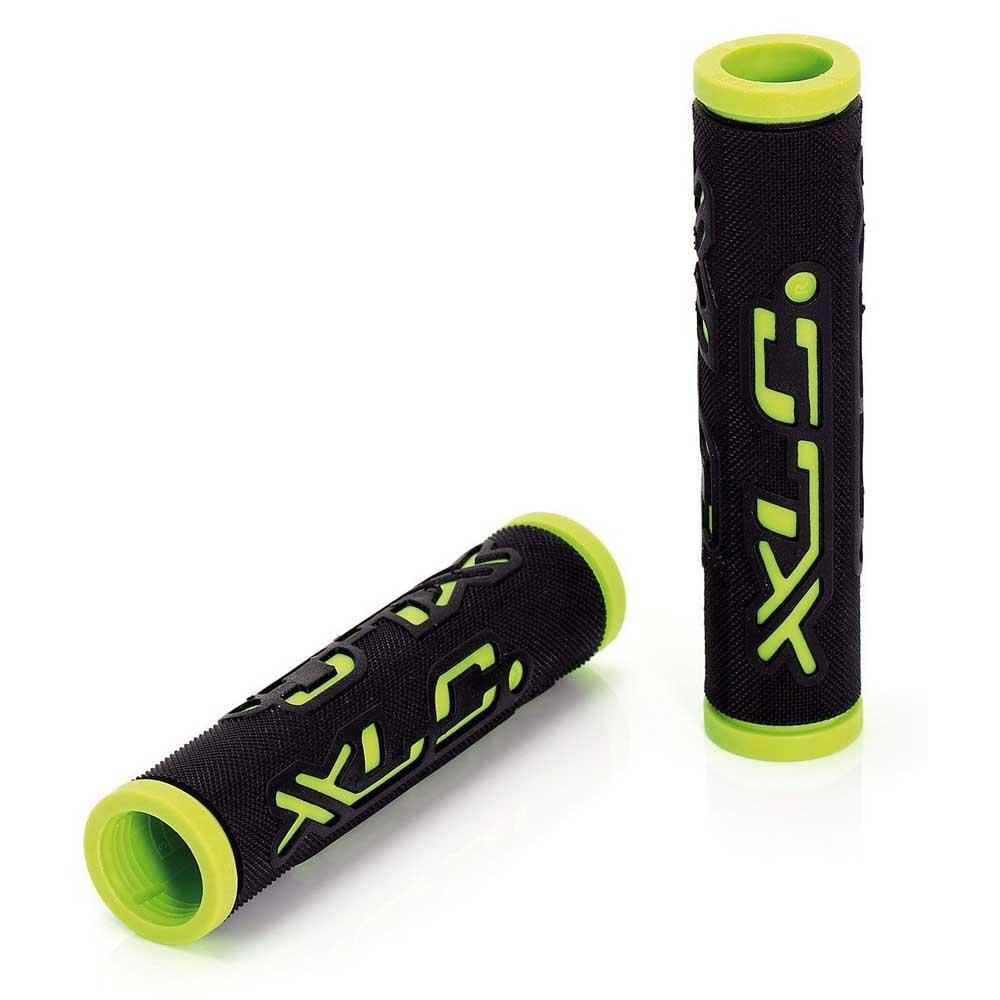 XLC Dual Colour Handlebar Grips