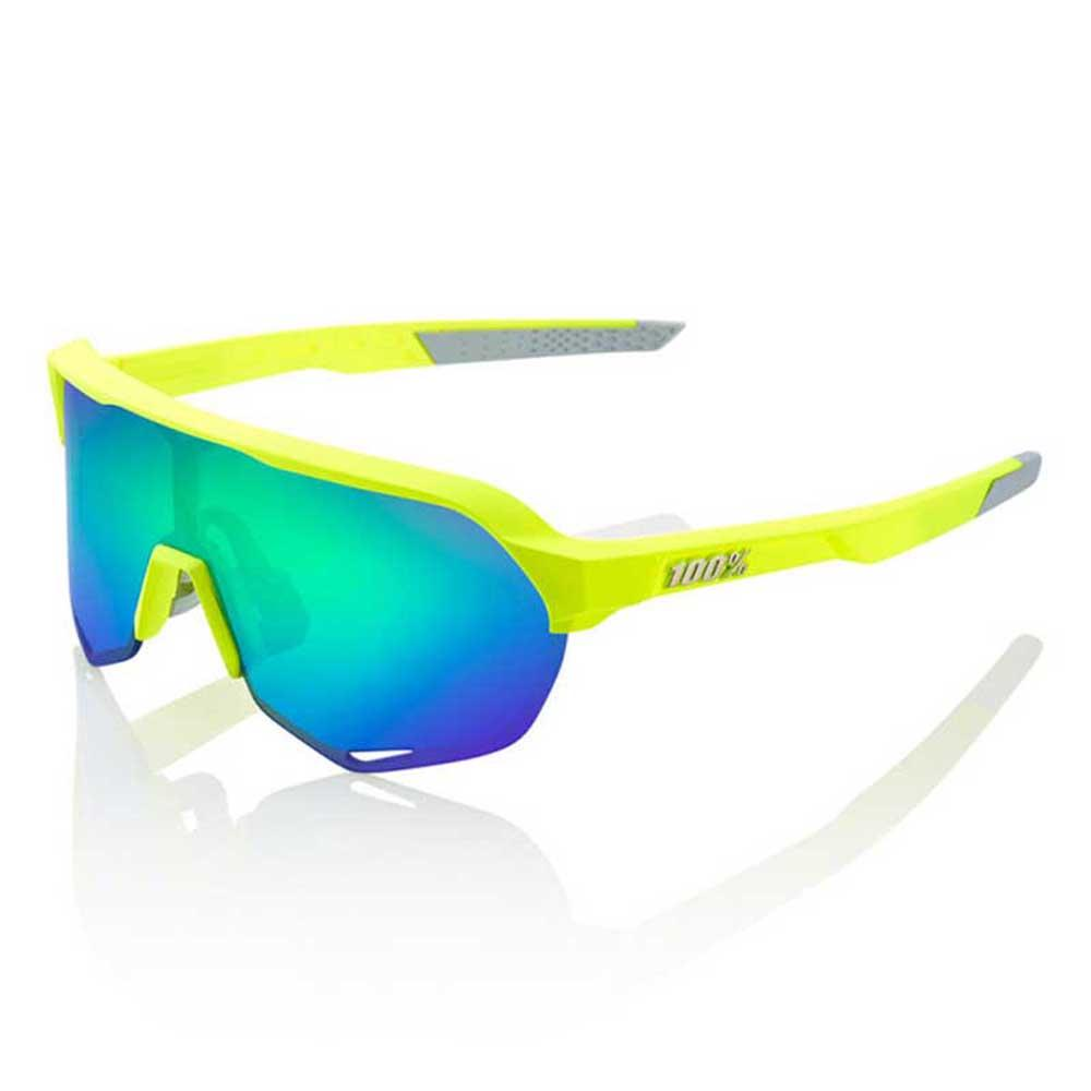 8b7af0ffae96 100percent S2 Glasses Yellow buy and offers on Bikeinn