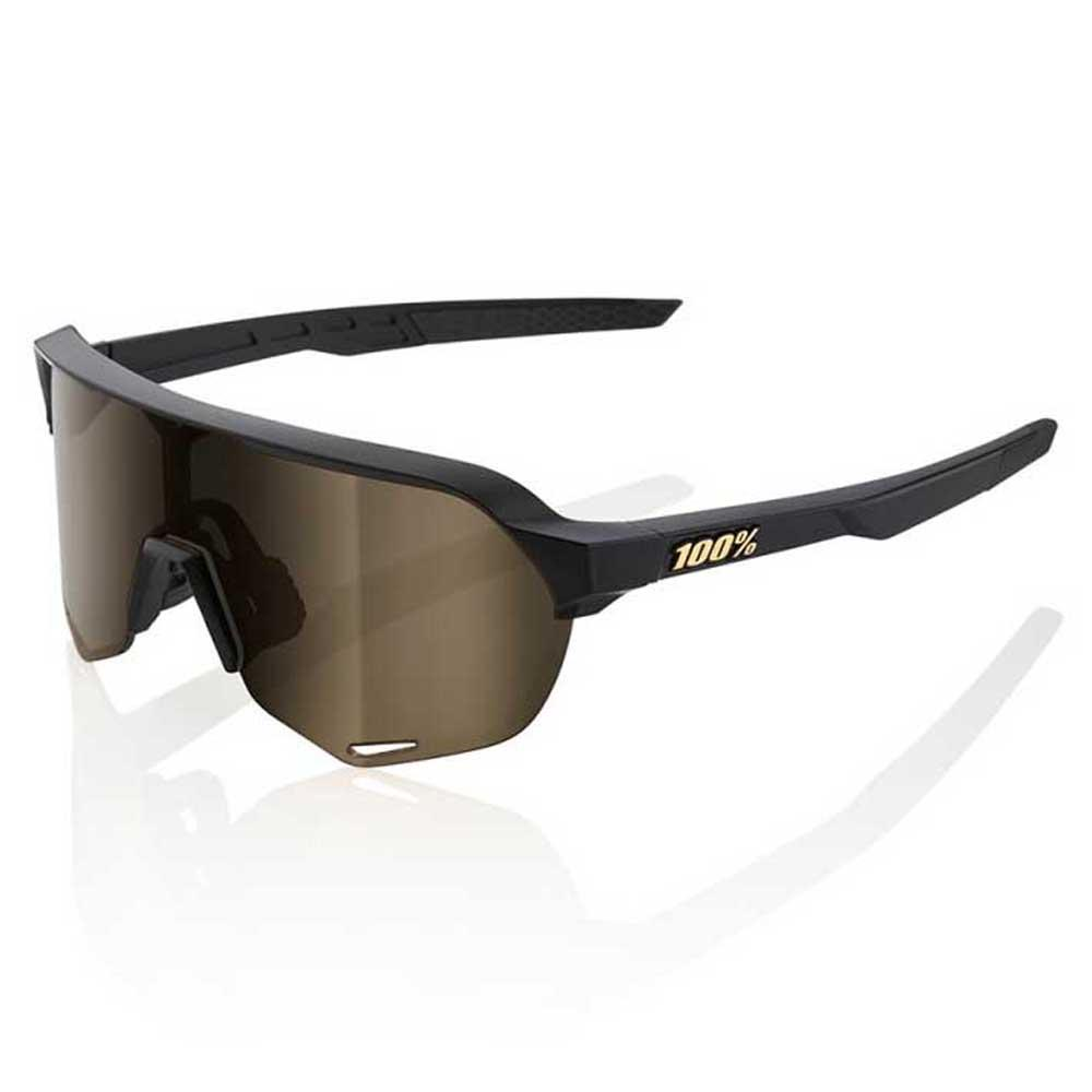 100percent S2 Glasses Svart kjøp og tilbud, Bikeinn Solbriller