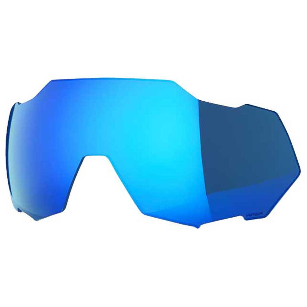 29b62ae524 100percent Speedtrap Lens Blue buy and offers on Bikeinn