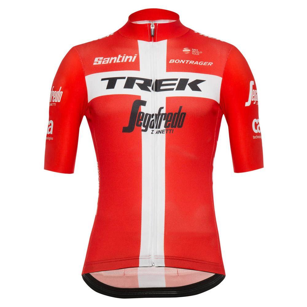 Santini Trek Segafredo Denmark 2018 White d6c231690
