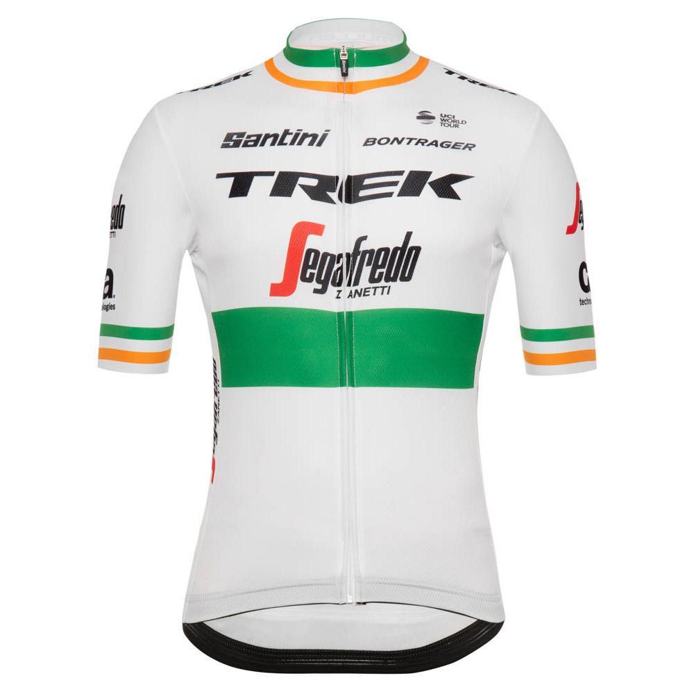 Santini Trek Segafredo Irish 2018 White ed44a0d86