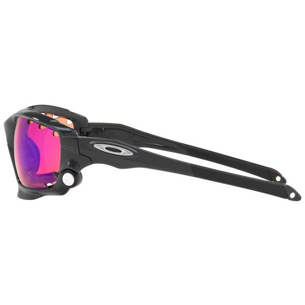 14207fc1dfa Oakley Racing Jacket Black buy and offers on Bikeinn