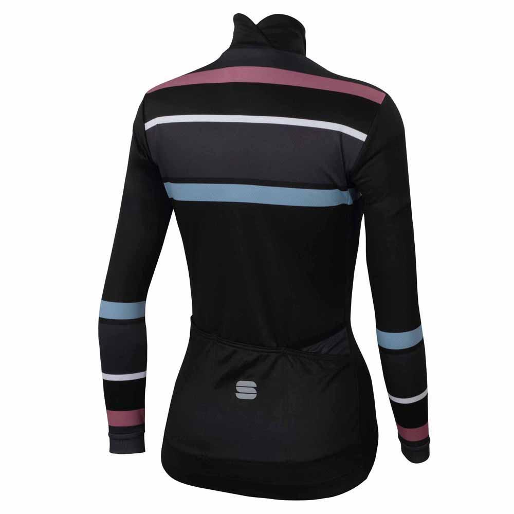 jersey-manica-corta-sportful-stripes-thermal