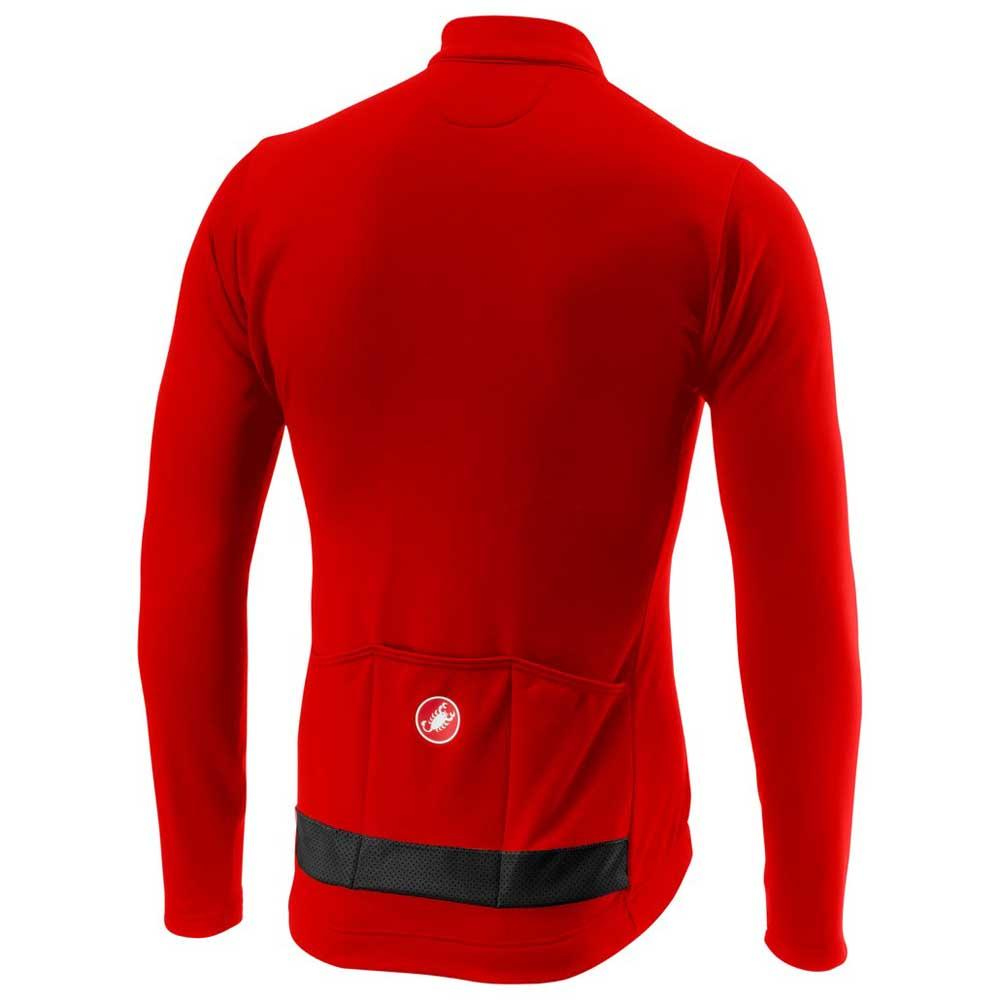 f0e196267 Castelli Puro 3 FZ Red buy and offers on Bikeinn