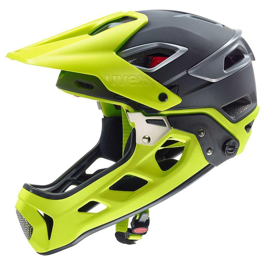 Helmet Uvex Jakkyl HDE-Enduro and downhill