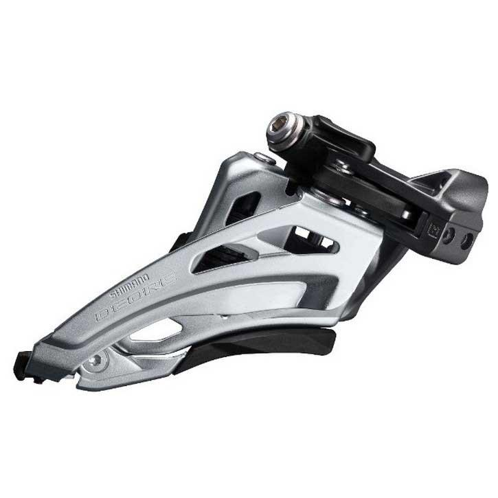 Shimano Side Swing Front Derailleur (2x10-Speed) Deore Low Clamp Mount