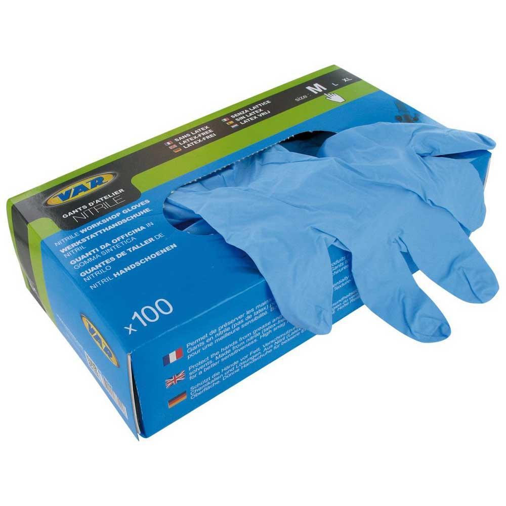 Herramientas Var Nitrile Gloves Box 100 Units
