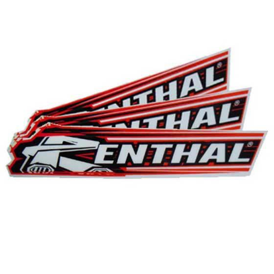 Renthal Cycle Sticker 200 mm