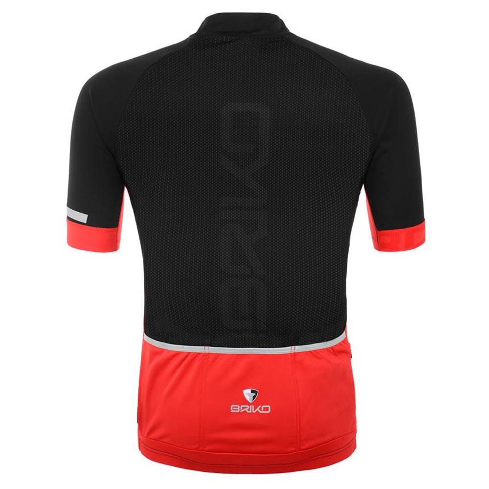 Briko Classic Side Jersey Black buy and offers on Bikeinn 422da362ea5