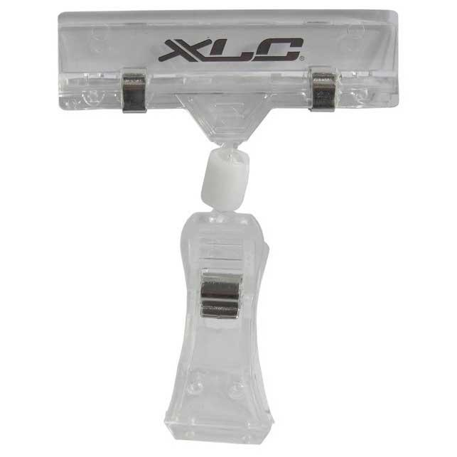 Xlc Price Tag Holder W Dual Clamping