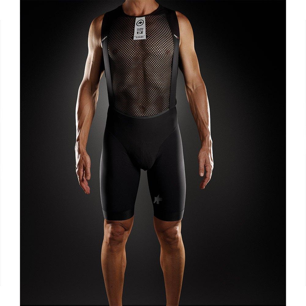 assos Equipe RSR S9 Bib Shorts Herren black series