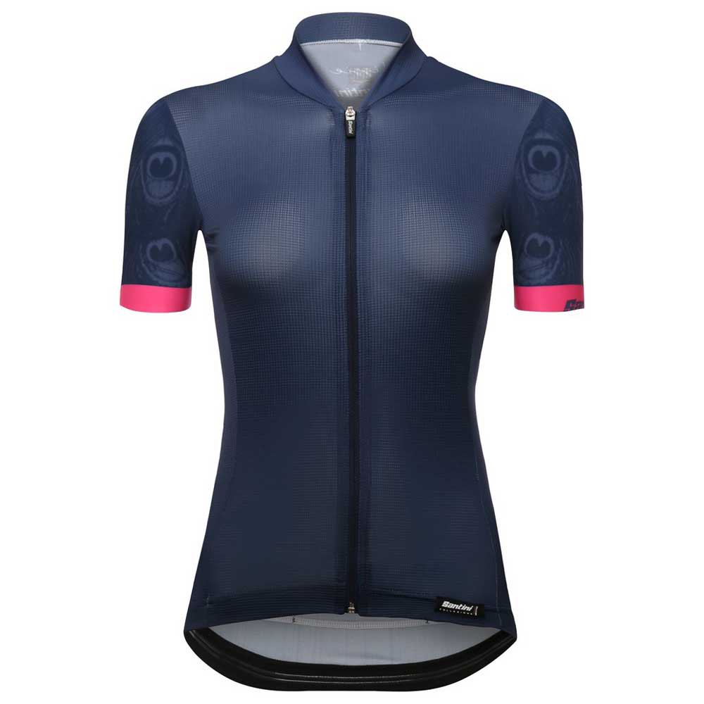 Santini VOLO for Women 2018 - short sleeve jersey and cycling culotte/shorts