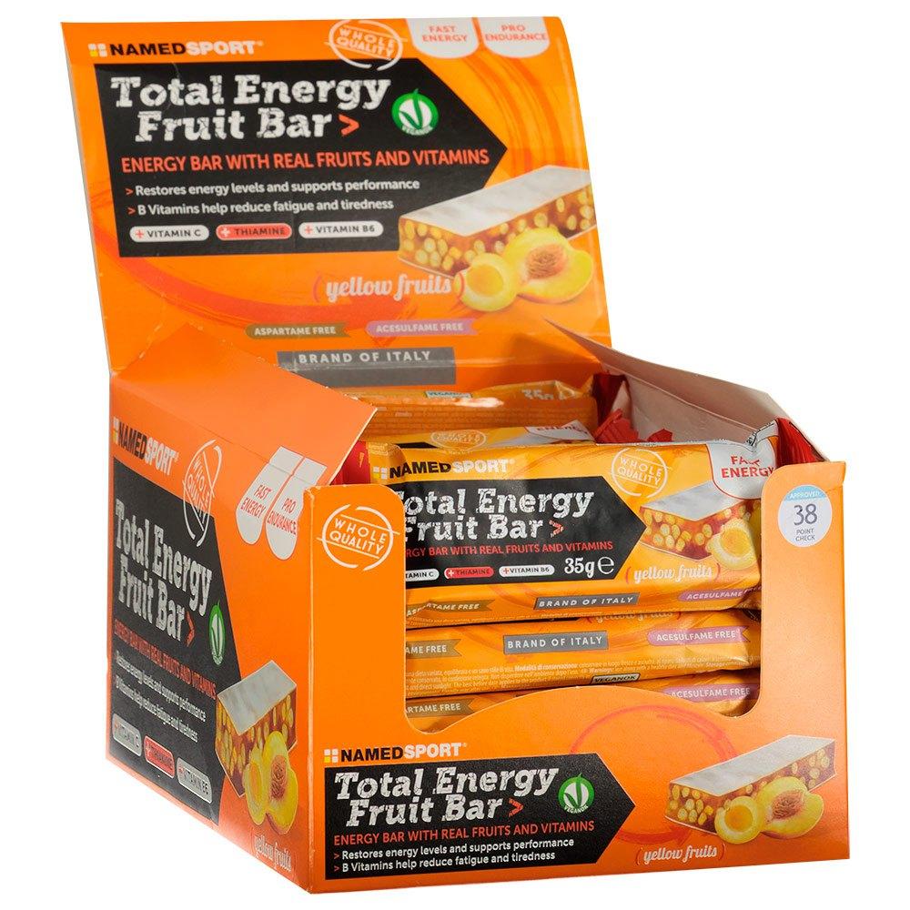 Suplementación deportiva Named-sport Total Energy 25 Units