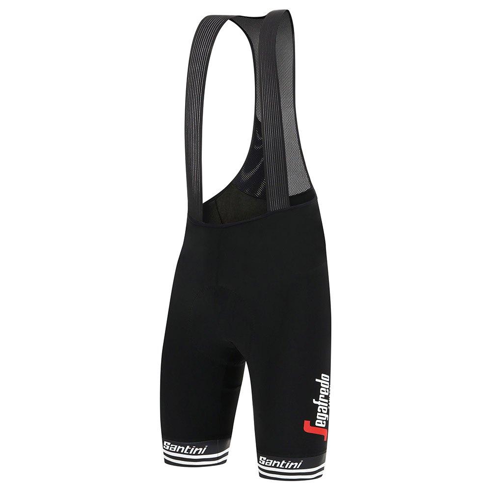 Sportful thermal bibtights-No Pad-Trek Segafredo