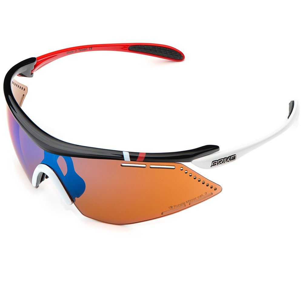0c4b63c025c Endure Pro Team 2 Lenses - Sunglasses Briko Endure Pro Team 2 Lenses