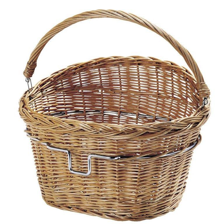 Alforjas Klickfix Weiden Basket
