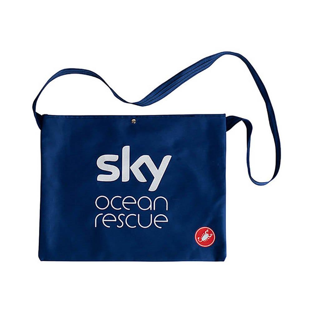69046f2363fa Team Sky 2019 Feed Bag - Cycling musette Castelli Team Sky 2019 Feed Bag